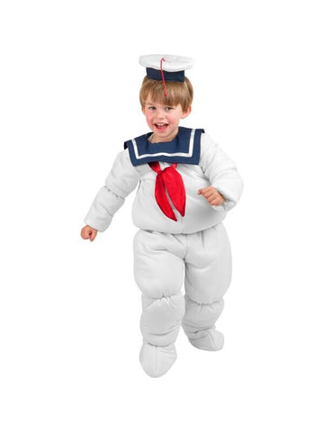 Toddler Stay Puft Costume-COSTUMEISH