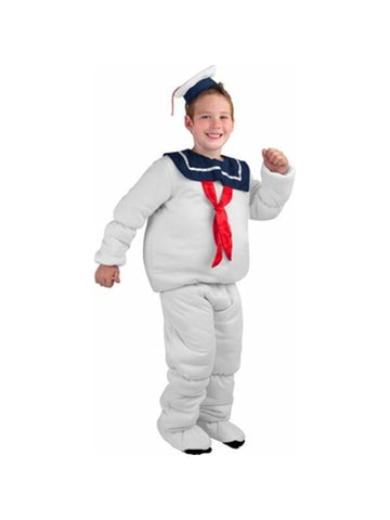 Child Stay Puft Costume-COSTUMEISH