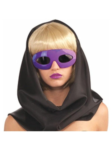 Lady Gaga Purple Glasses