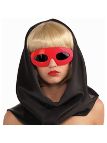 Lady Gaga Red Glasses-COSTUMEISH