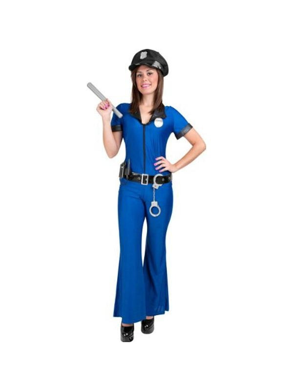 Adult Sexy Police Officer Costume-COSTUMEISH