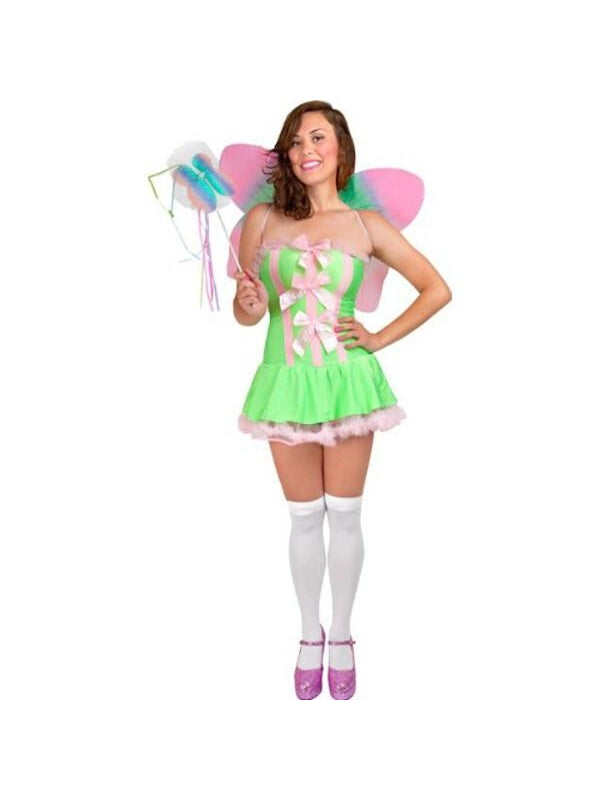 Adult Sexy Tinkerbell Costume-COSTUMEISH