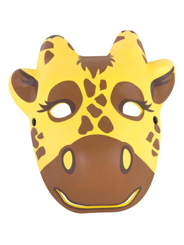 Foam Giraffe Mask-COSTUMEISH