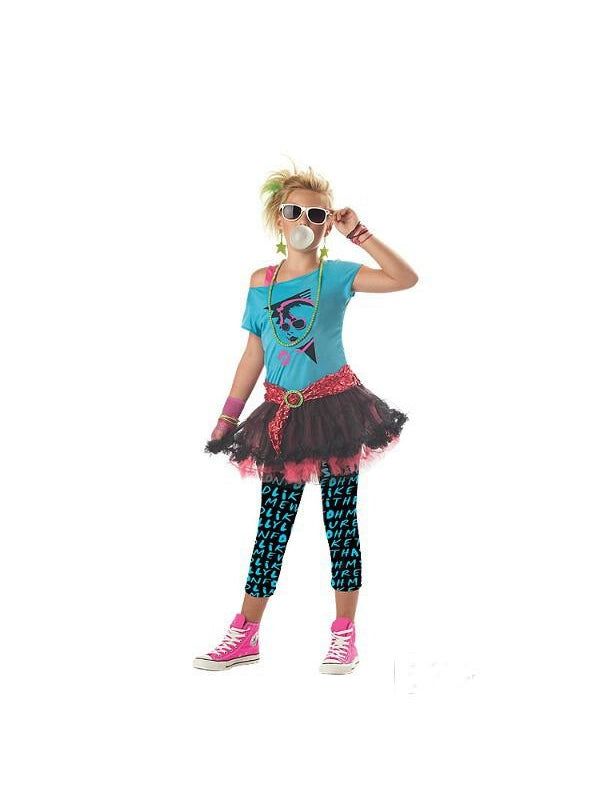 Preteen Valley Girl Costume-COSTUMEISH