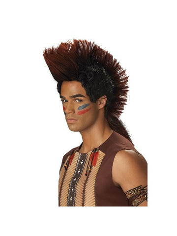 Indian Warrior Wig-COSTUMEISH