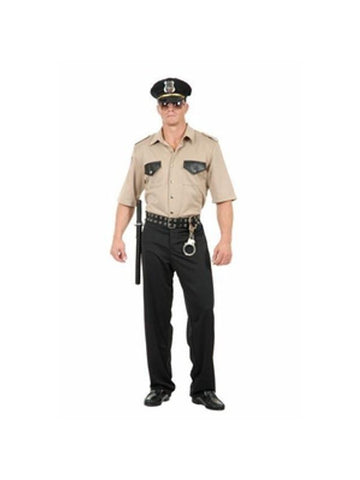 Adult County Sheriff Costume