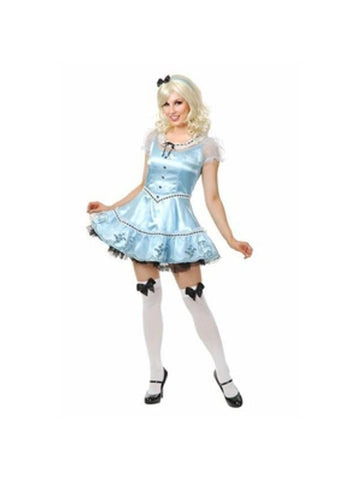 Teen Prestige Alice in Wonderland Costume
