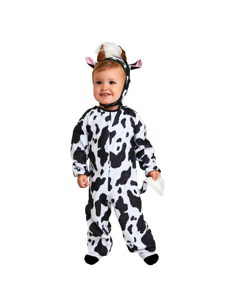 Toddler Cow Costume-COSTUMEISH