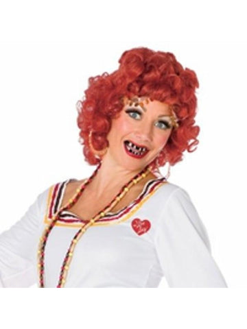 Adult I Love Lucy Gypsy Wig-COSTUMEISH