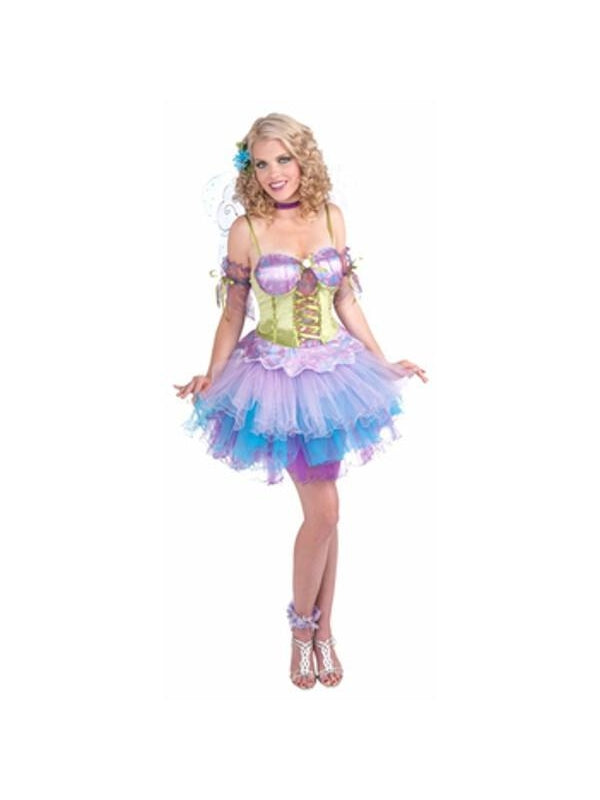Adult Fantasy Fairy's Daydream Costume-COSTUMEISH
