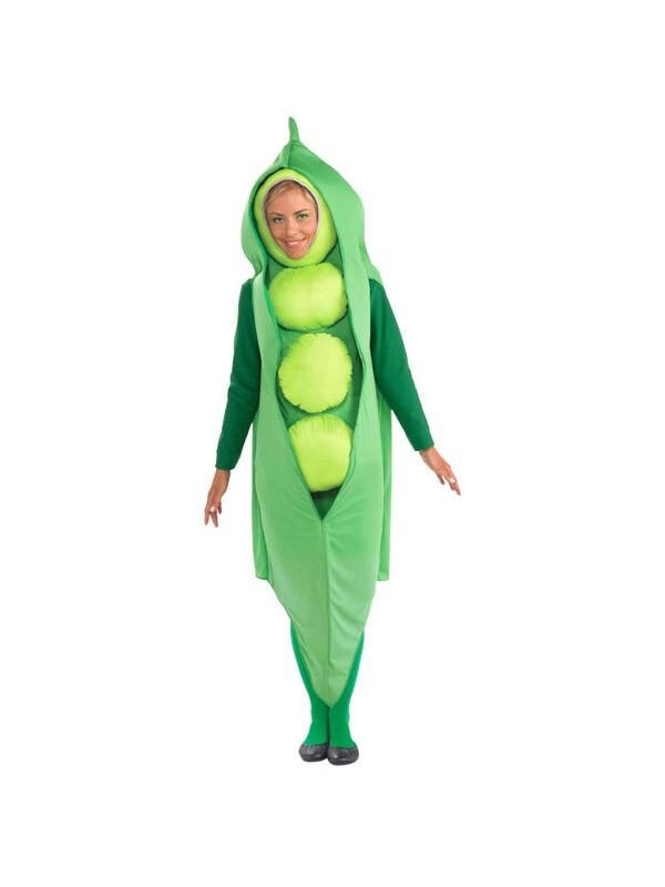 Adult Sweet Peas Costume-COSTUMEISH