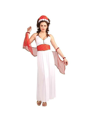 Adult Hera Goddess Costume-COSTUMEISH