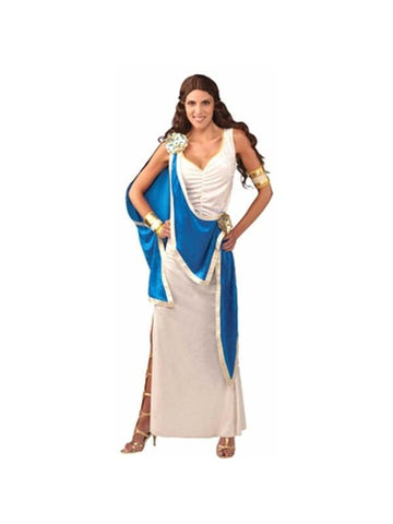 Adult Greek Flower Goddess Costume