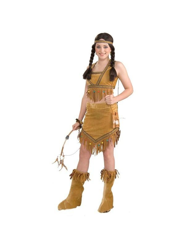 Teen Native American Princess Costume-COSTUMEISH