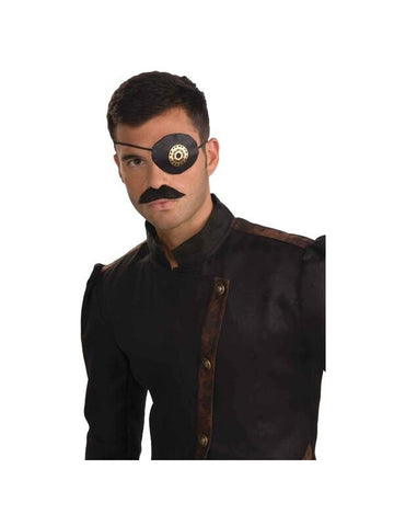 Adult Steampunk Eyepatch-COSTUMEISH