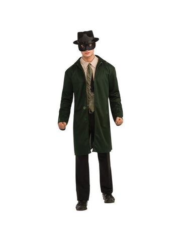 Adult Green Hornet Costume-COSTUMEISH