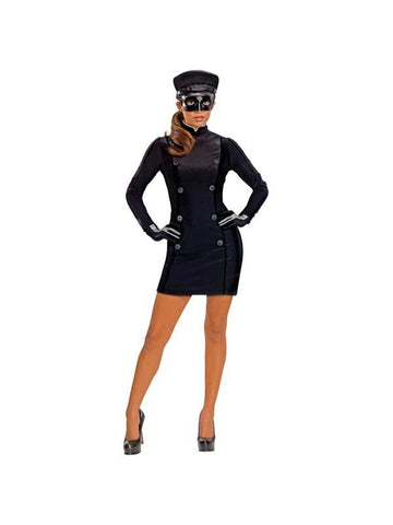 Adult Sexy Kato Green Hornet Costume-COSTUMEISH