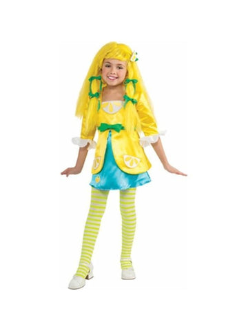 Toddler Lemon Meringue Costume