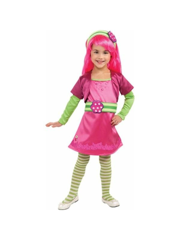 Child Raspberry Tart Costume-COSTUMEISH