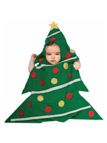 Baby Bunting Christmas Tree Costume-COSTUMEISH