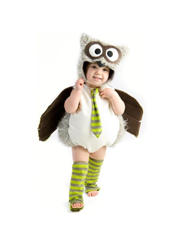 Baby Awesome Owl Costume-COSTUMEISH