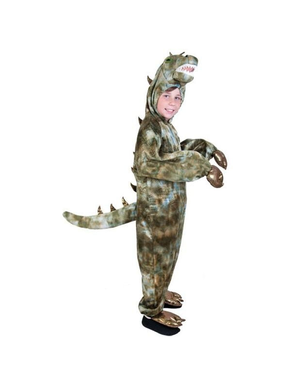 Child T-Rex Dinosaur Costume-COSTUMEISH