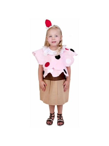 Child Cupcake Costume-COSTUMEISH
