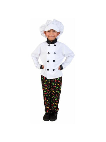 Child Prep Chef Costume-COSTUMEISH