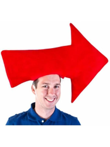 Pointer Arrow Costume Hat