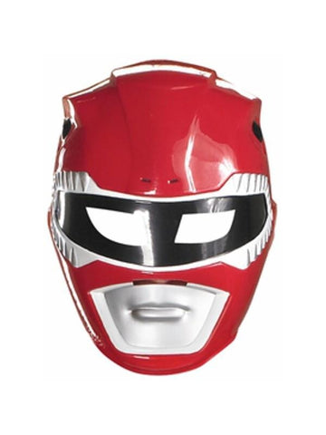 Economy Red Power Ranger Mask-COSTUMEISH