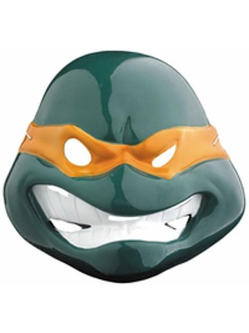 Economy Ninja Turtle Michelangelo Mask-COSTUMEISH