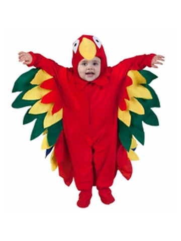 Baby Parrot Costume