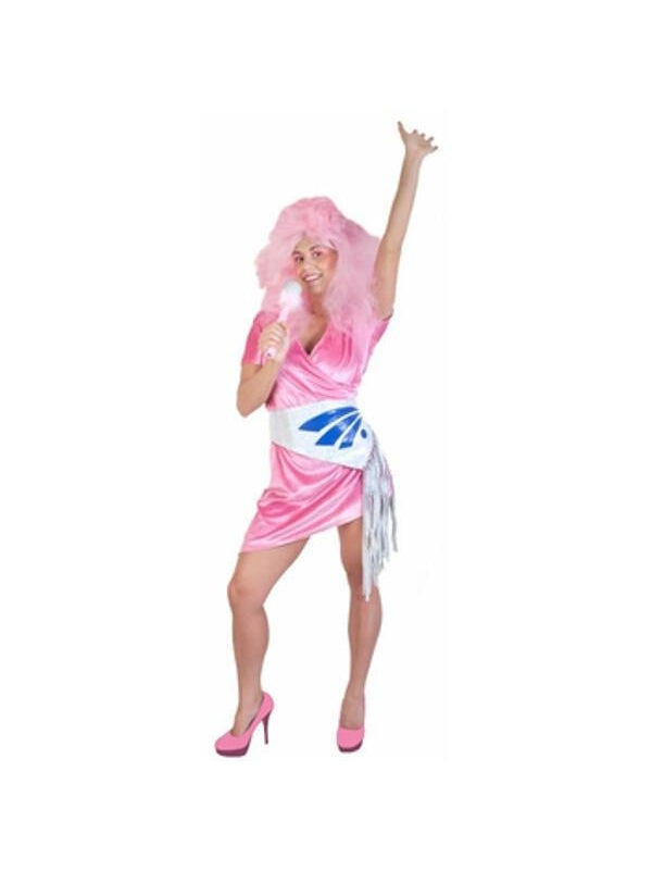 Adult Jem Costume-COSTUMEISH