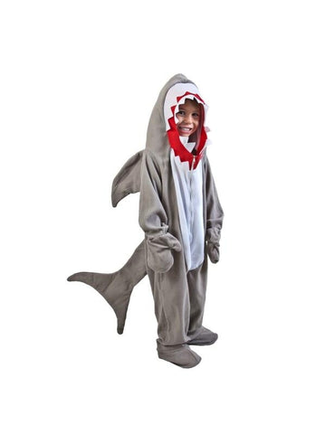 Toddler Shark Costume-COSTUMEISH