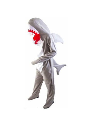 Adult Grey Shark Costume-COSTUMEISH