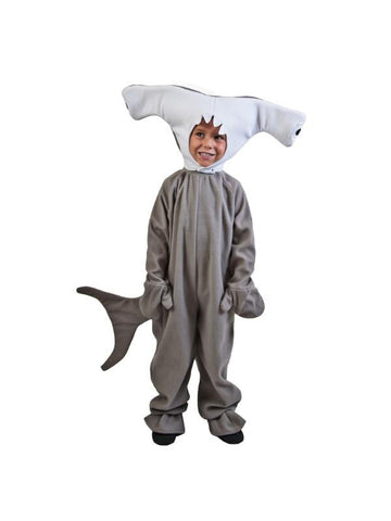 Toddler Hammerhead Shark Costume-COSTUMEISH