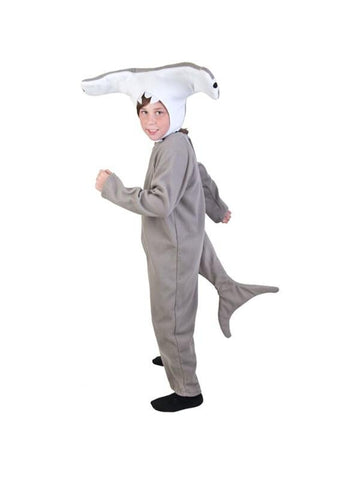 Child Hammer Head Shark Costume-COSTUMEISH