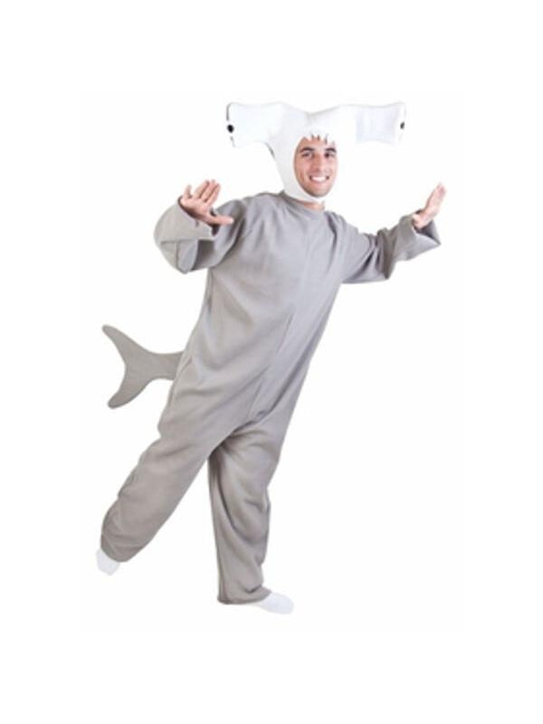 Adult Hammer Head Shark Costume-COSTUMEISH
