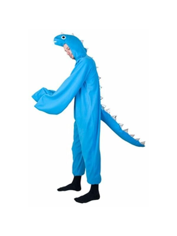 Adult Loch Ness Monster Costume-COSTUMEISH