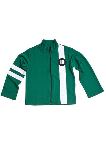 Child Green Ben 10 Jacket