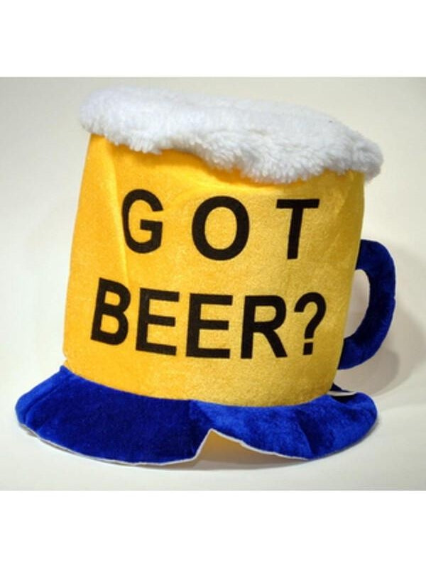 Got Beer? Hat-COSTUMEISH