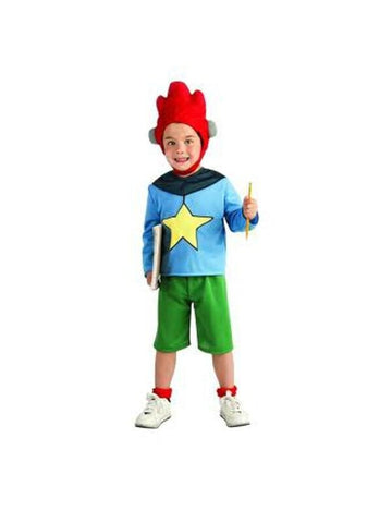 Childs Deluxe ScribbleNauts Maxwell Costume