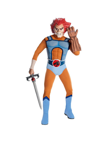 Adult Thundercats Lion-O Costume-COSTUMEISH