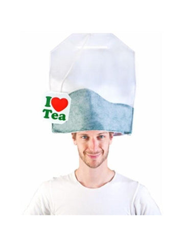 Tea Bag Hat
