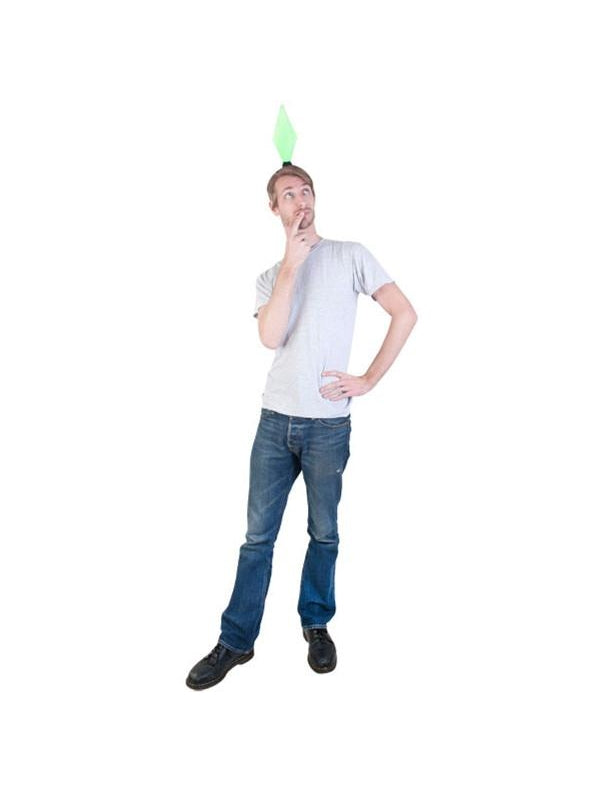 Light Up Sims Plumbob Costume-COSTUMEISH