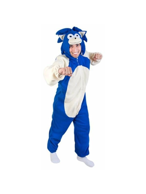 Adult Hedgehog Costume-COSTUMEISH