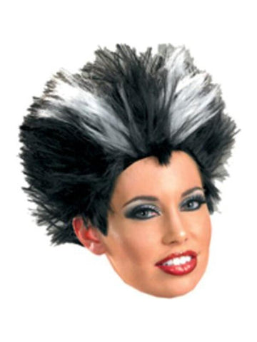 Adult Bridezilla Costume Wig