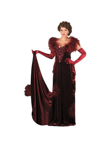 Adult 1930's Evening Gown Theater Costume