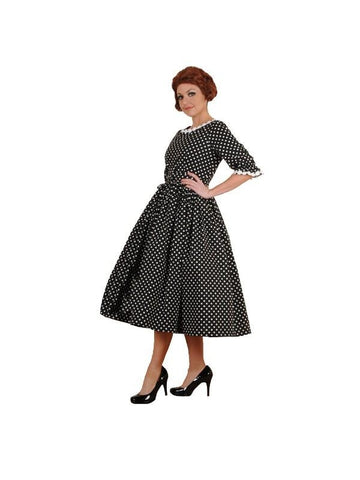 Adult Classic 50's Lucy Dress Theater Costume