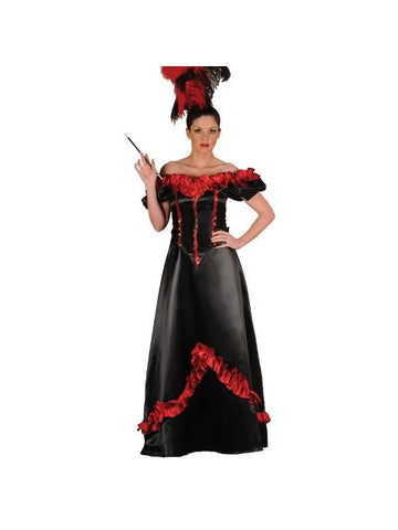 Adult Senorita Theater Costume-COSTUMEISH
